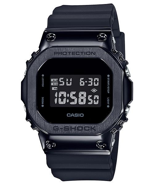 国内正規品 CASIO G-SHOCK カシオ Gショック メタルベゼル メンズ腕時計 GM-5600B-1JF