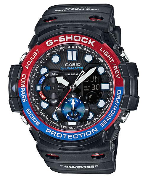 【最大10,000円引き♪お盆限定クーポン配布中】国内正規品 CASIO G-SHOCK カシオ Gショック GULFMASTER ガルフマスター メンズ腕時計 GN-1000-1AJF