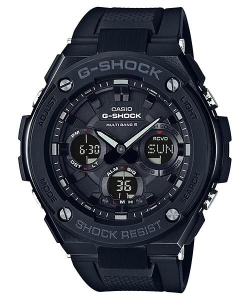 国内正規品 CASIO G-SHOCK カシオ Gショック G-STEEL Gスチール メンズ腕時計 GST-W100G-1BJF