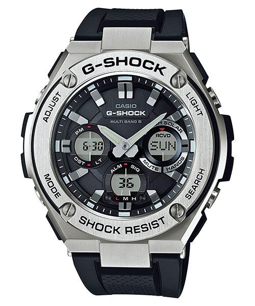 国内正規品 CASIO G-SHOCK カシオ Gショック G-STEEL Gスチール メンズ腕時計 GST-W110-1AJF