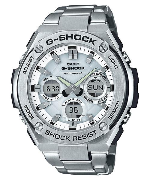 国内正規品 CASIO G-SHOCK カシオ Gショック G-STEEL Gスチール メンズ腕時計 GST-W110D-7AJF
