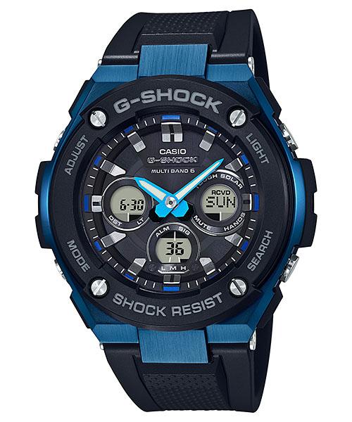 【最大10,000円引き♪お盆限定クーポン配布中】国内正規品 CASIO G-SHOCK カシオ Gショック 電波ソーラー メンズ腕時計 GST-W300G-1A2JF