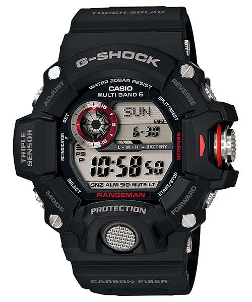 【最大10,000円引き♪お盆限定クーポン配布中】国内正規品 CASIO G-SHOCK カシオ Gショック マスターオブG レンジマン メンズ腕時計 GW-9400J-1JF
