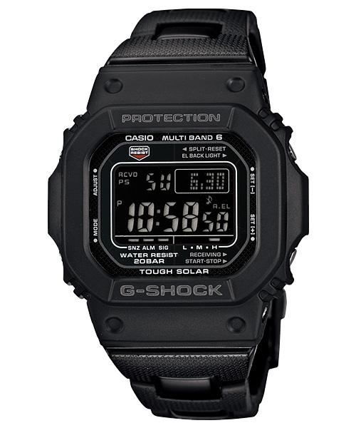国内正規品 CASIO G-SHOCK カシオ Gショック 電波ソーラー ブラック メンズ腕時計 GW-M5610BC-1JF