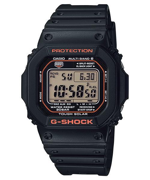 国内正規品 CASIO G-SHOCK カシオ Gショック 電波ソーラー ブラック メンズ腕時計 GW-M5610R-1JF