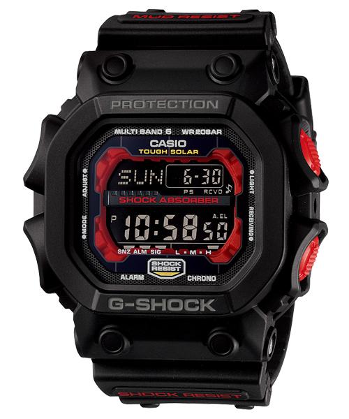 国内正規品 CASIO G-SHOCK カシオ Gショック GXシリーズ メンズ腕時計 GXW-56-1AJF
