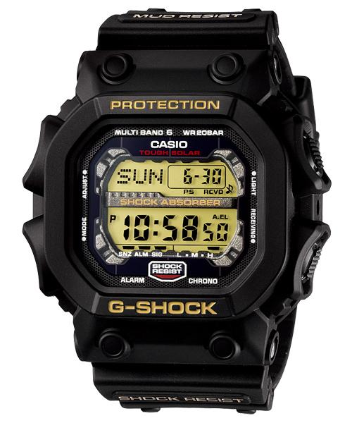 国内正規品 CASIO G-SHOCK カシオ Gショック GXシリーズ メンズ腕時計 GXW-56-1BJF