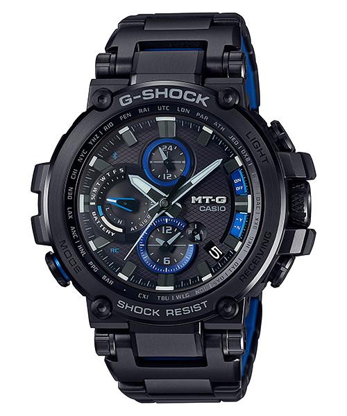 国内正規品 CASIO G-SHOCK カシオ Gショック Bluetooth 標準電波 アプリ対応 メンズ腕時計 MTG-B1000BD-1AJF