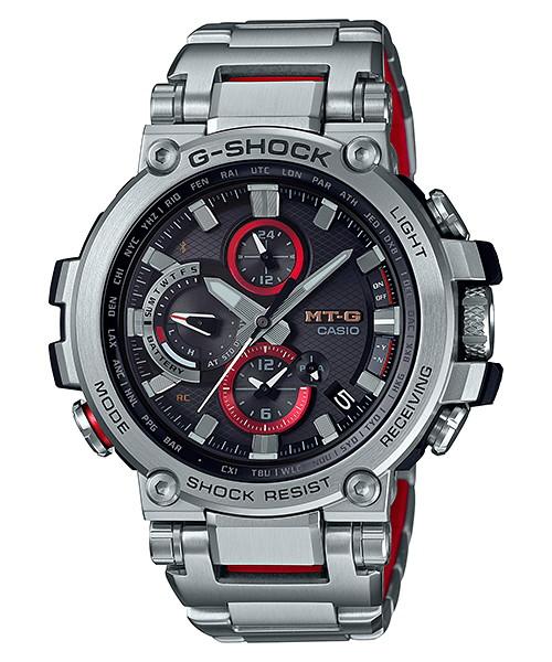 国内正規品 CASIO G-SHOCK カシオ Gショック Bluetooth 標準電波 アプリ対応 メンズ腕時計 MTG-B1000D-1AJF