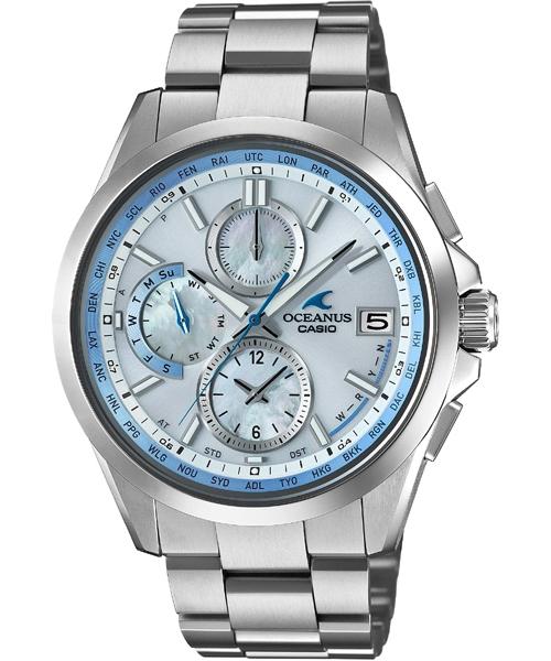 【最大10,000円引き♪お盆限定クーポン配布中】国内正規品 CASIO OCEANUS カシオ オシアナス クラシックライン メンズ腕時計 OCW-T2610H-7AJF
