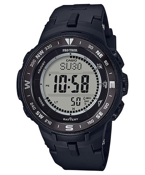国内正規品 CASIO PRO TREK カシオ プロトレック トリプルセンサー ソーラー メンズ腕時計 PRG-330-1JF