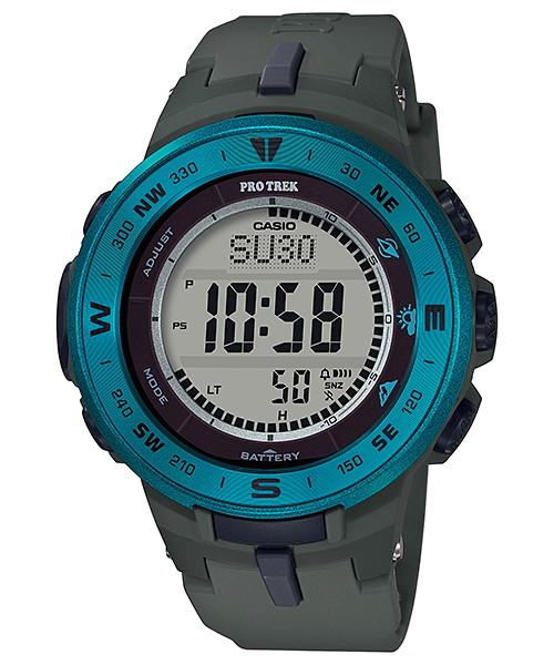 国内正規品 CASIO PRO TREK カシオ プロトレック タフソーラー トリプルセンサー メンズ腕時計 PRG-330-2AJF