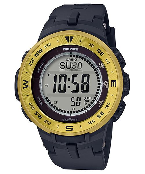 【最大10,000円引き♪お盆限定クーポン配布中】国内正規品 CASIO PRO TREK カシオ プロトレック タフソーラー トリプルセンサー メンズ腕時計 PRG-330-9AJF