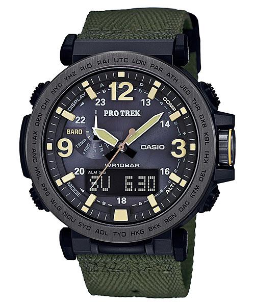 【最大10,000円引き♪お盆限定クーポン配布中】国内正規品 CASIO PRO TREK カシオ プロトレック トリプルセンサー メンズ腕時計 PRG-600YB-3JF