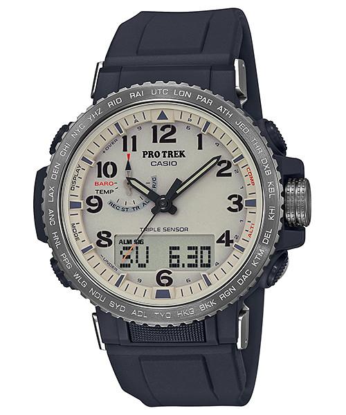 国内正規品 CASIO PRO TREK カシオ プロトレック クライマーライン ソーラー電波 メンズ腕時計 PRW-50Y-1BJF