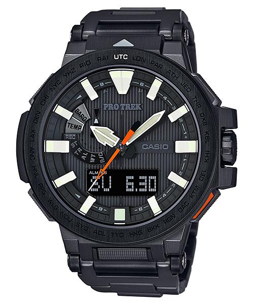 国内正規品 CASIO PRO TREK カシオ プロトレック マナスル メンズ腕時計 PRX-8000YT-1JF