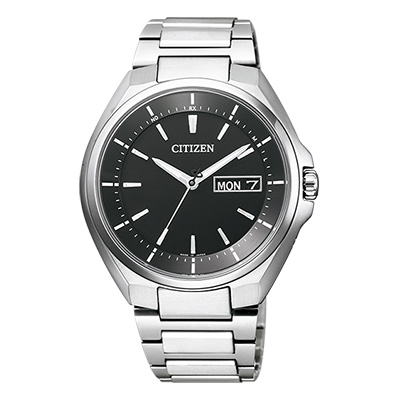 CITIZEN ATTESA シチズン アテッサ スーパーチタニウム メンズ腕時計 AT6050-54E
