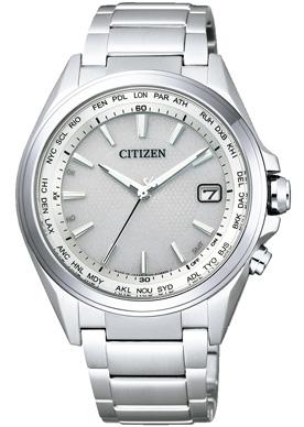 CITIZEN ATTESA シチズン アテッサ エコドライブ 電波時計 メンズ腕時計 CB1070-56A