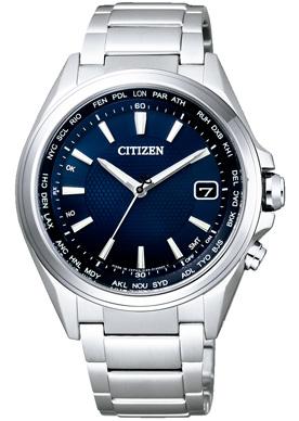 CITIZEN ATTESA シチズン アテッサ エコドライブ 電波時計 メンズ腕時計 CB1070-56L