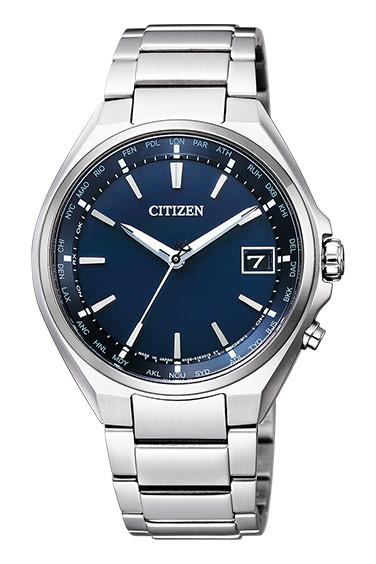CITIZEN ATTESA シチズン アテッサ 電波時計 エコ・ドライブ メンズ腕時計 CB1120-50L