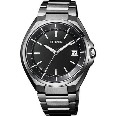 CITIZEN ATTESA シチズン アテッサ ワールドタイム電波時計 ダイレクトフライト メンズ腕時計 CB3015-53E