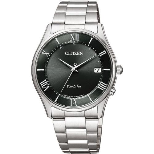 CITIZEN COLLECTION シチズン コレクション 電波時計 メンズ腕時計 AS1060-54E