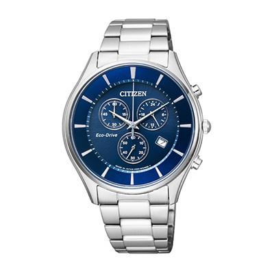 CITIZEN COLLECTION シチズン コレクション エコドライブ クロノグラフ メンズ腕時計 AT2360-59L