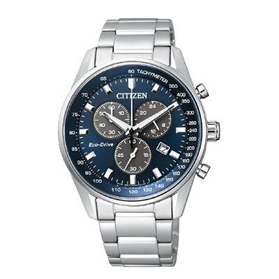 CITIZEN COLLECTION シチズンコレクション エコ・ドライブ クロノグラフ メンズ腕時計 AT2390-58L