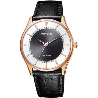 CITIZEN COLLECTION シチズンコレクション エコ・ドライブ 限定モデル メンズ腕時計 BJ6482-04E