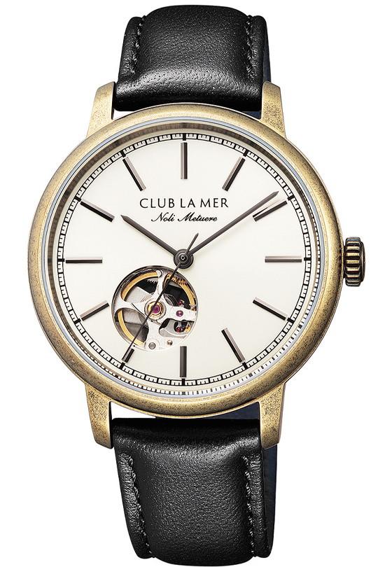CITIZEN COLLECTION シチズンコレクション 限定モデル CLUB LA MER クラブラメール 機械式 メンズ腕時計 BJ7-077-30
