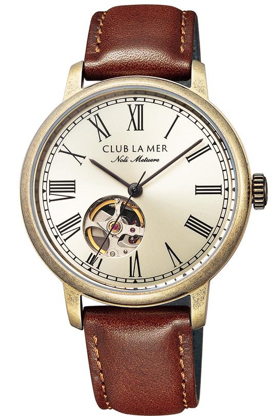 CITIZEN COLLECTION シチズンコレクション 限定モデル CLUB LA MER クラブラメール 機械式 メンズ腕時計 BJ7-077-32