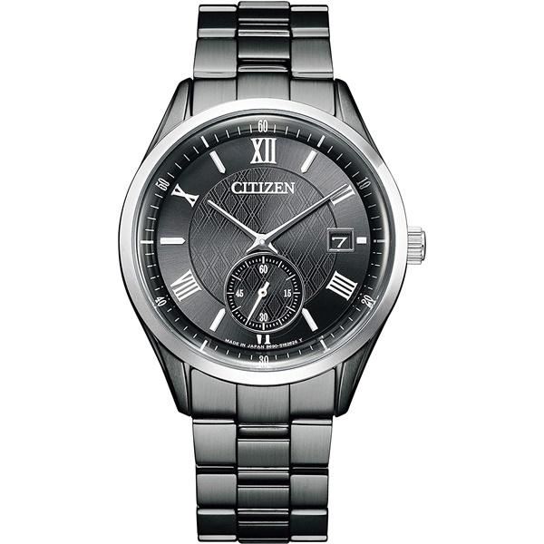 CITIZEN COLLECTION シチズンコレクション エコドライブ ステンレス メンズ腕時計 BV1125-97H