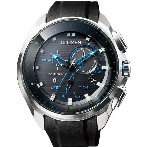 CITIZEN COLLECTION シチズンコレクション エコ・ドライブ Bluetooth メンズ腕時計 BZ1020-22E