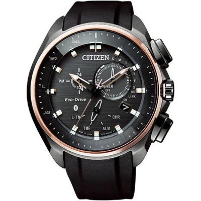 CITIZEN COLLECTION シチズン コレクション エコドライブ Bluetooth メンズ腕時計 BZ1024-05E