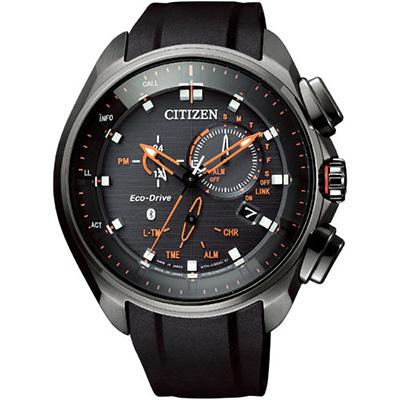 CITIZEN COLLECTION シチズンコレクション エコ・ドライブ Bluetooth メンズ腕時計 BZ1025-02F