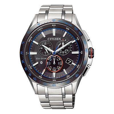 CITIZEN シチズン エコ・ドライブ Bluetooth スマホ対応 メンズ腕時計 BZ1034-52E