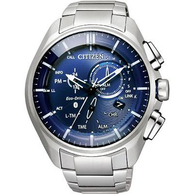 CITIZEN COLLECTION シチズン コレクション エコドライブ Bluetooth メンズ腕時計 BZ1040-50L