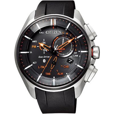 CITIZEN COLLECTION シチズンコレクション エコ・ドライブ Bluetooth メンズ腕時計 BZ1041-06E