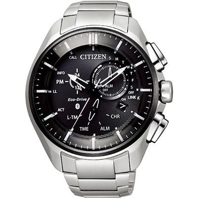 CITIZEN COLLECTION シチズン コレクション エコドライブ Bluetooth メンズ腕時計 BZ1041-57E