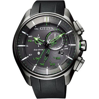 CITIZEN COLLECTION シチズン コレクション エコドライブ Bluetooth メンズ腕時計 BZ1045-05E
