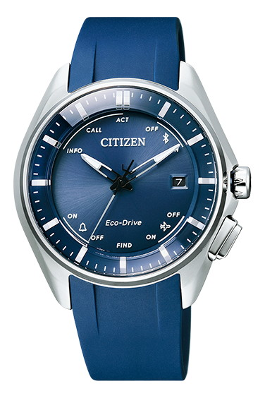 CITIZEN COLLECTION シチズンコレクション エコ・ドライブ 大坂なおみ Bluetooth ユニセックス メンズ腕時計 BZ4000-07L