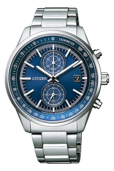 CITIZEN COLLECTION シチズンコレクション エコ・ドライブ サファイアガラス メンズ腕時計 CA7030-97L