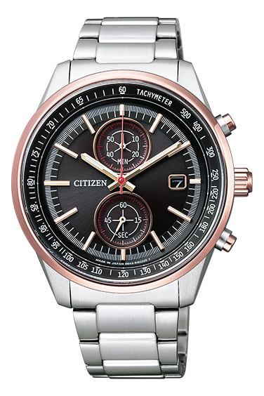 CITIZEN COLLECTION シチズンコレクション 限定モデル エコ・ドライブ メンズ腕時計 CA7034-61E
