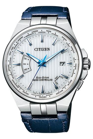 CITIZEN COLLECTION シチズンコレクション エコ・ドライブ 電波時計 メンズ腕時計 CB0160-18A