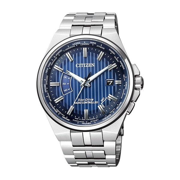 CITIZEN COLLECTION シチズン コレクション エコドライブ 電波時計 ダイレクトフライト メンズ腕時計 CB0161-82L