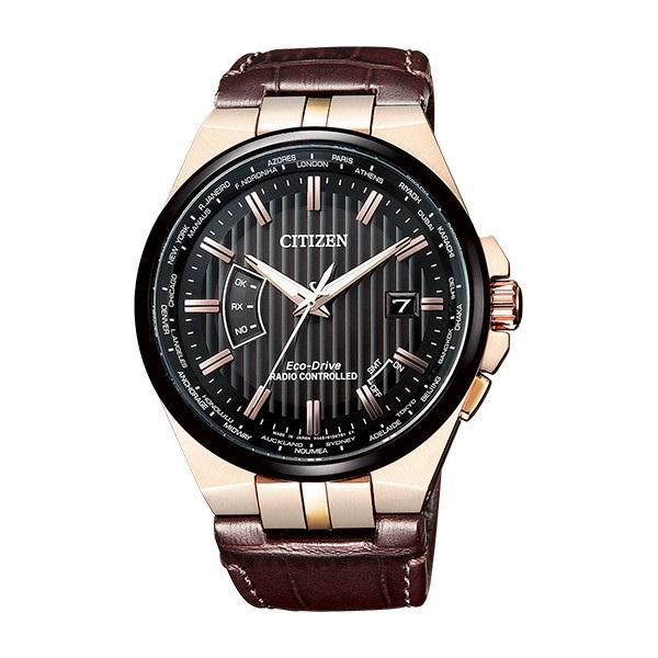 CITIZEN COLLECTION シチズン コレクション エコドライブ 電波時計 ダイレクトフライト メンズ腕時計 CB0164-17E