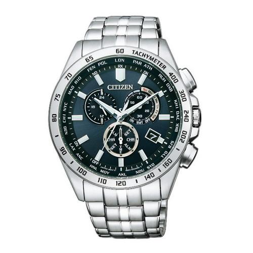 CITIZEN COLLECTION シチズンコレクション エコドライブ 電波ソーラー メンズ腕時計 CB5870-91L