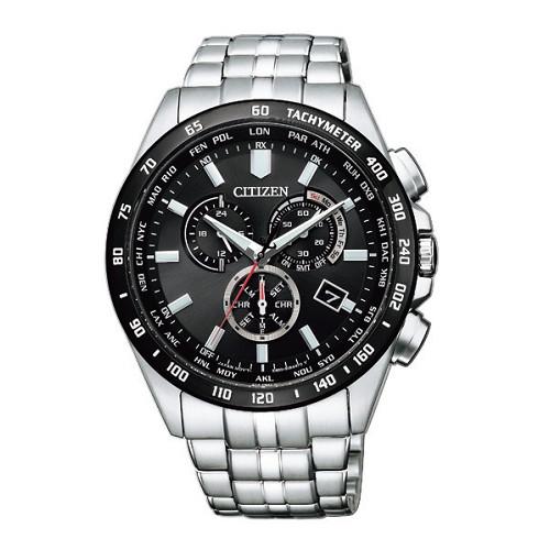 CITIZEN COLLECTION シチズンコレクション エコドライブ 電波ソーラー メンズ腕時計 CB5874-90E