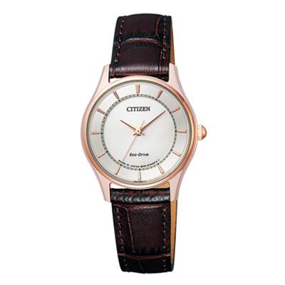 【サイズ調整無料】 CITIZEN COLLECTION シチズン コレクション エコドライブ レディース腕時計 EM0402-05A