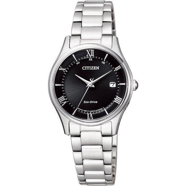 CITIZEN COLLECTION シチズンコレクション エコ・ドライブ電波時計 レディース腕時計 ES0000-79E